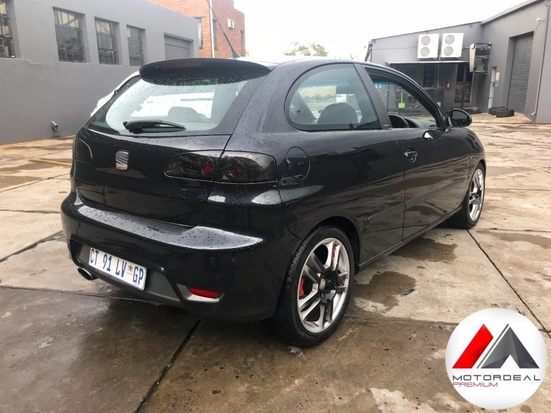 used seat ibiza cupra 3dr for sale in gauteng id 2916748. Black Bedroom Furniture Sets. Home Design Ideas