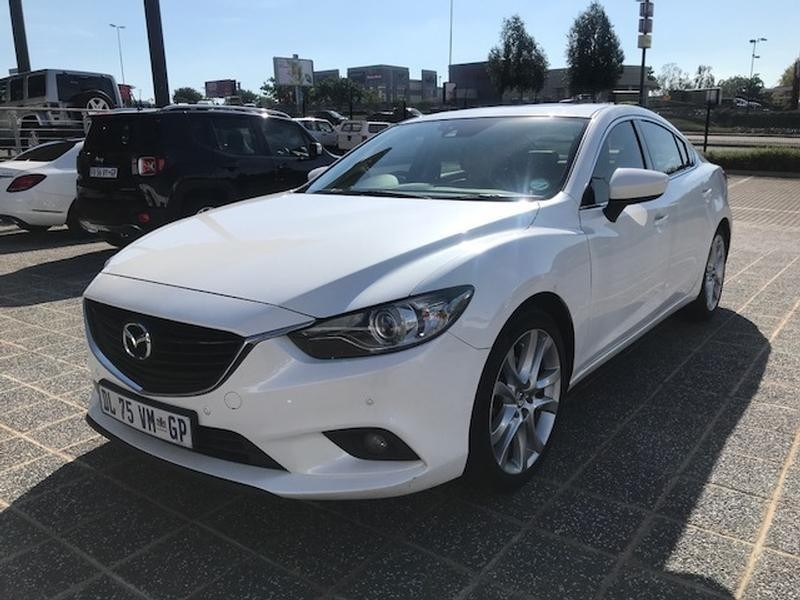 used mazda 6 2 5 individual auto for sale in gauteng id 2916760. Black Bedroom Furniture Sets. Home Design Ideas