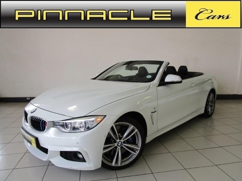 used bmw 4 series 435i m sport convertable auto for sale in gauteng id 2918450. Black Bedroom Furniture Sets. Home Design Ideas