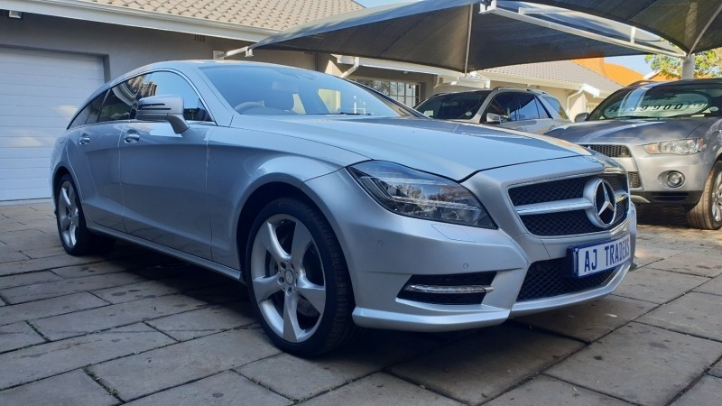 Used mercedes benz cls class cls 500 be shooting brake for for 2013 mercedes benz cls550 for sale