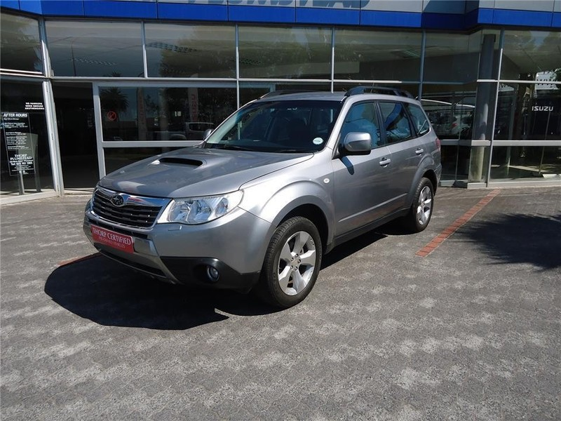 used subaru forester 2 5 xt a t for sale in western cape id 2922704. Black Bedroom Furniture Sets. Home Design Ideas