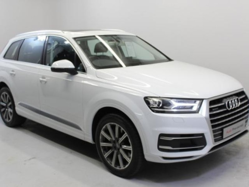 used audi q7 3 0 tdi v6 quattro tip for sale in western cape id 2924598. Black Bedroom Furniture Sets. Home Design Ideas