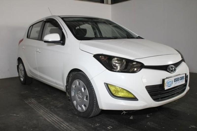 2012 Hyundai i20 1.4 Fluid  Eastern Cape East London_0