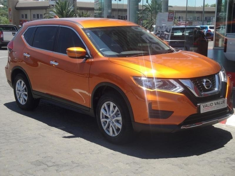 used nissan x trail 2 0 visia for sale in gauteng id 2925134. Black Bedroom Furniture Sets. Home Design Ideas