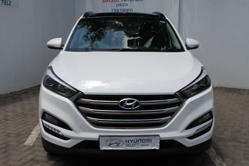 Used hyundai tucson 2 0 elite auto for sale in gauteng for Motor vehicle department tucson