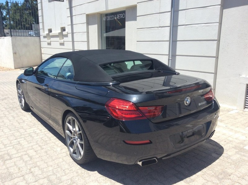 Used BMW Series I Convert At F For Sale In Western Cape - Bmw 6 series 2011