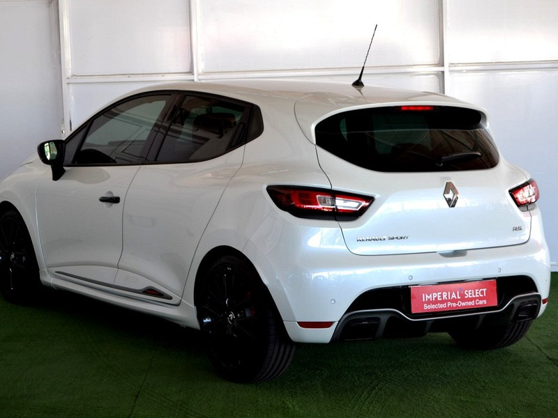 used renault clio iv 1 6 rs 220 edc trophy for sale in western cape id 2927222. Black Bedroom Furniture Sets. Home Design Ideas