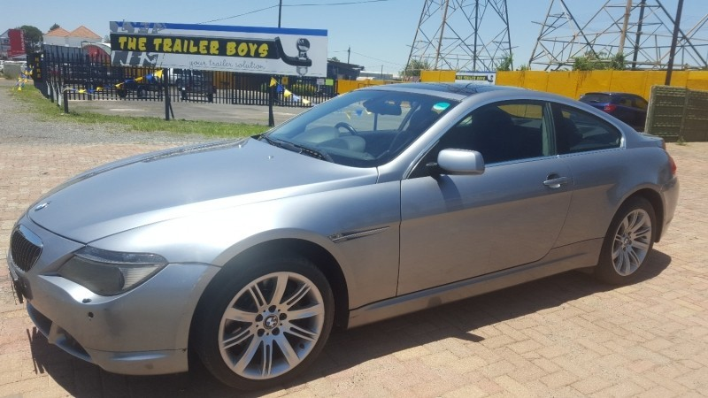 Used BMW Series Ci Coupe At E For Sale In Gauteng Cars - 2006 bmw 645ci
