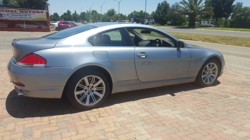 used bmw 6 series 645ci coupe a t e63 for sale in gauteng id 2927814. Black Bedroom Furniture Sets. Home Design Ideas