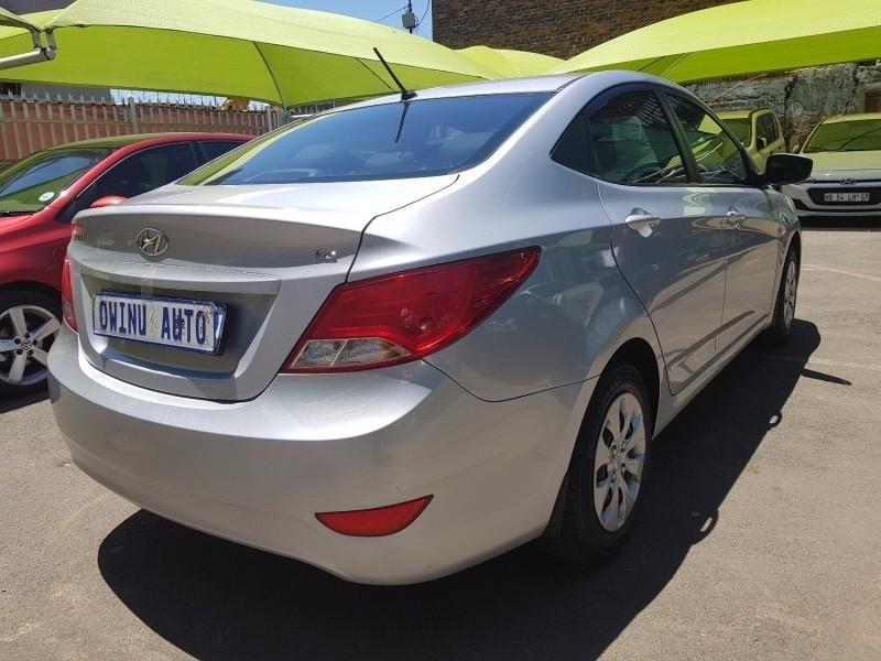 Used Hyundai Accent 1 6 Fluid 5 Door For Sale In Gauteng