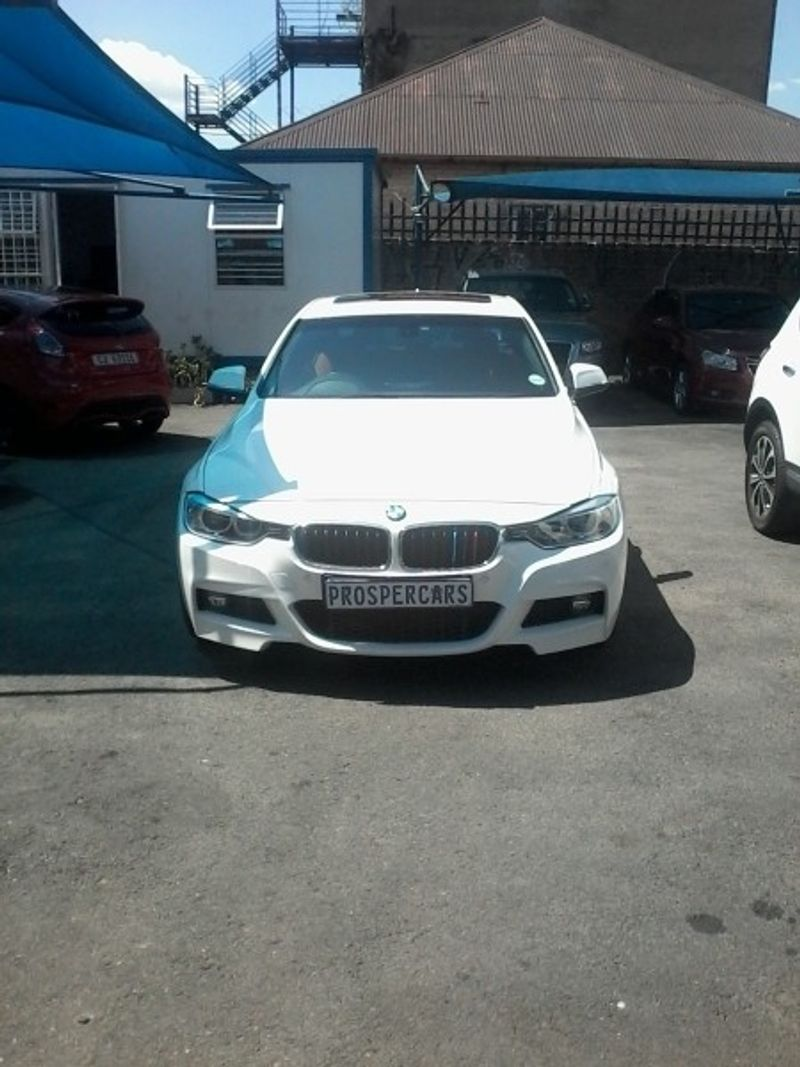 used bmw 3 series 330d m sport line a t f30 for sale in gauteng id 2928458. Black Bedroom Furniture Sets. Home Design Ideas