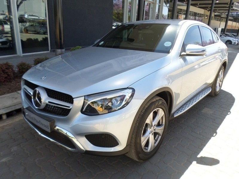 used mercedes benz glc coupe 220d for sale in gauteng id 2928498. Black Bedroom Furniture Sets. Home Design Ideas