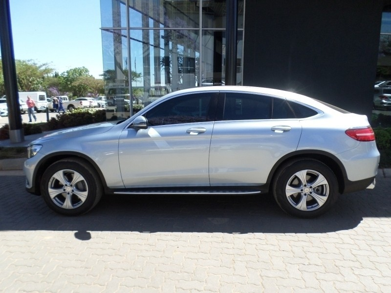 Used Mercedes Benz Glc Coupe 220d For Sale In Gauteng