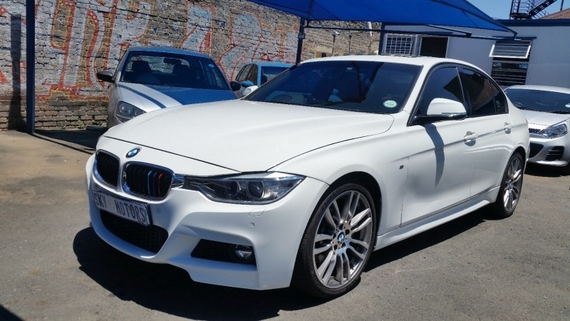 Used Bmw 3 Series 330d Sport Line Auto F30 Red Leather