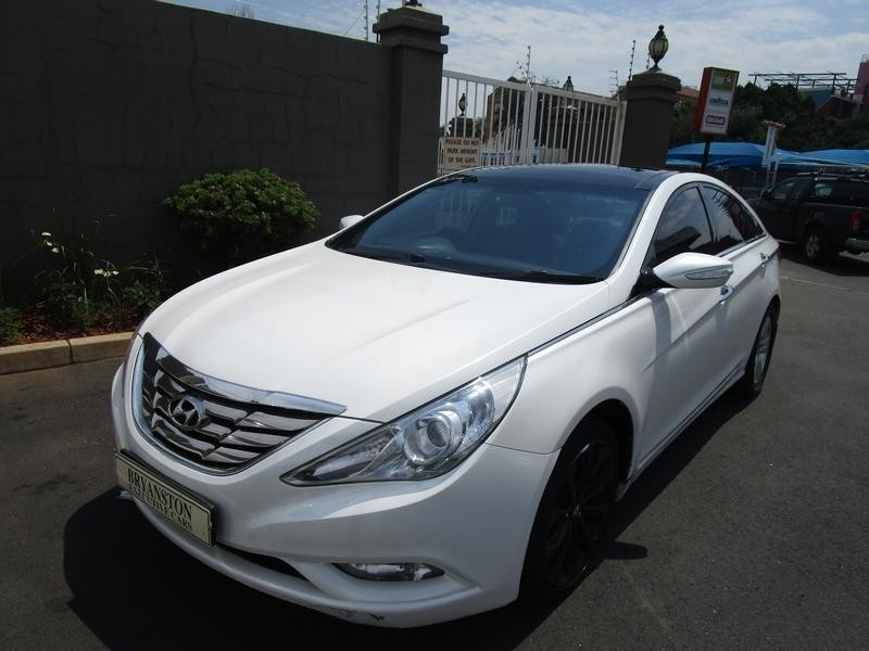 used hyundai sonata 2 4 gls executive a t for sale in gauteng id 2929874. Black Bedroom Furniture Sets. Home Design Ideas