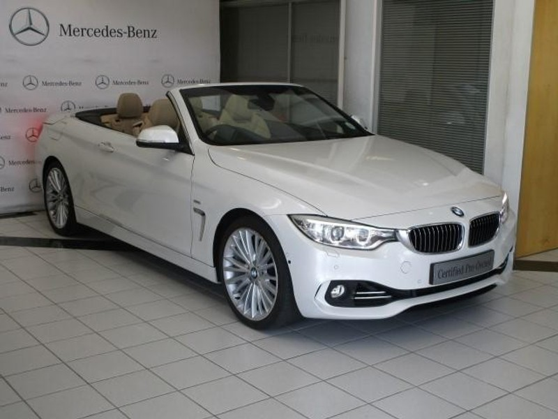 used bmw 4 series 435i convertible luxury line auto for sale in western cape id. Black Bedroom Furniture Sets. Home Design Ideas