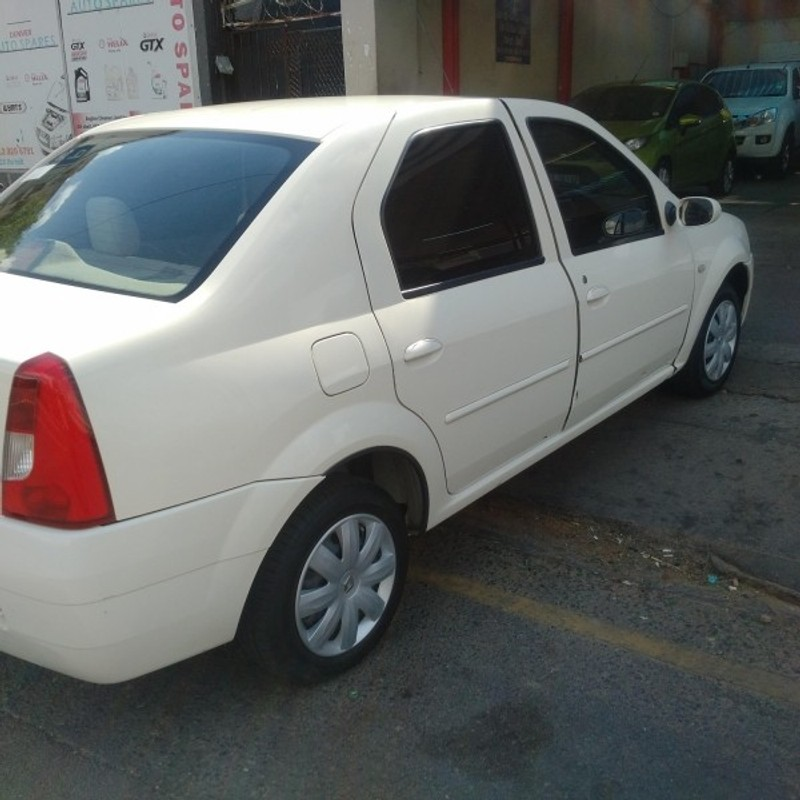 Used Renault Logan 1.6 Expression For Sale In Gauteng