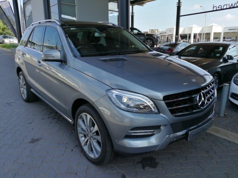 Used mercedes benz m class ml 250 bluetec for sale in for Mercedes benz ml350 radio code