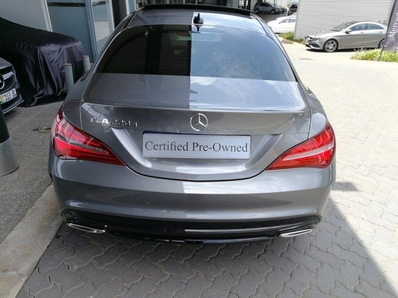 Used mercedes benz cla class 220d amg auto for sale in for Mercedes benz cla class for sale