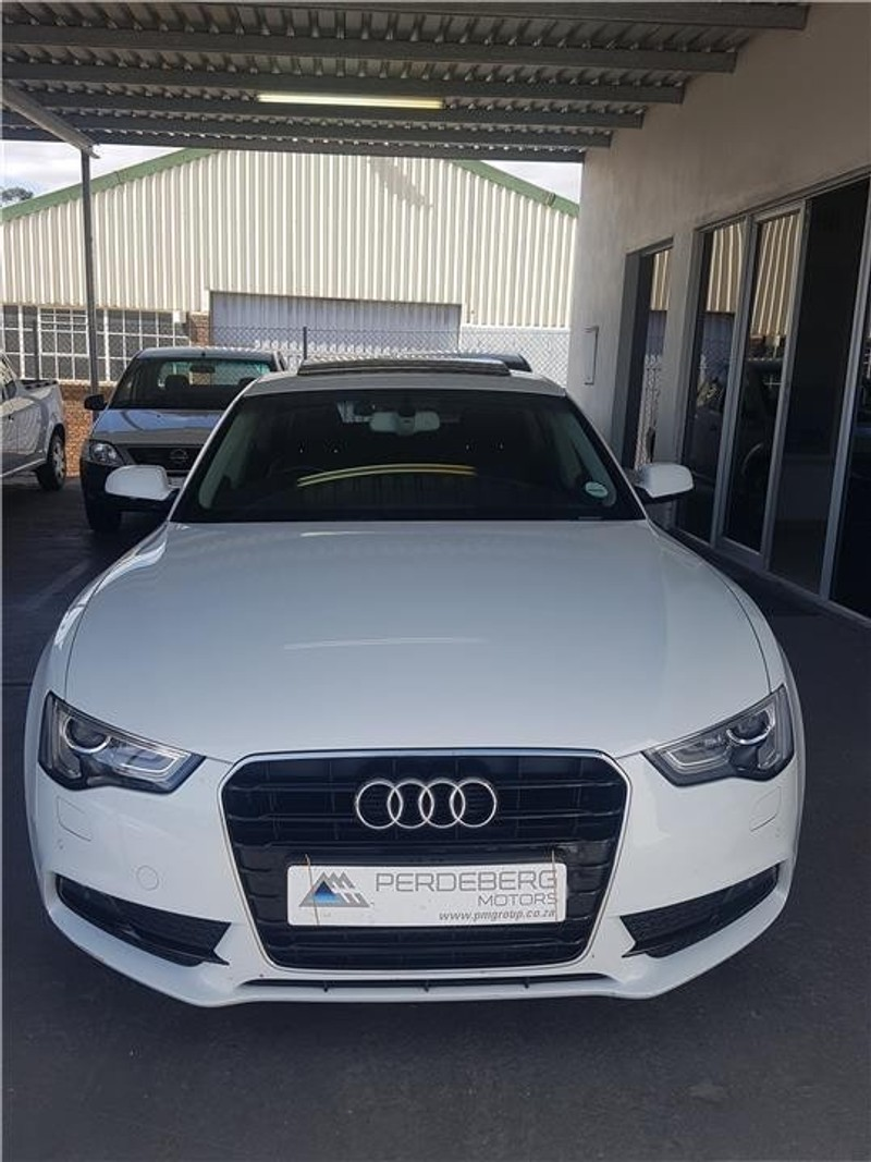 used audi a5 sportback 2 0 tdi s tronic for sale in western cape id 2934302. Black Bedroom Furniture Sets. Home Design Ideas