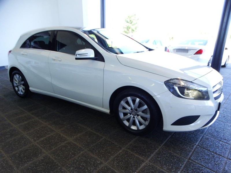 Used mercedes benz a class a 200 be a t for sale in for Used mercedes benz a class for sale