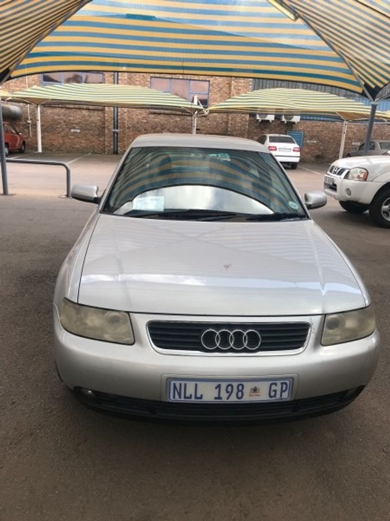 used audi a3 1 8 for sale in gauteng id 2937246. Black Bedroom Furniture Sets. Home Design Ideas