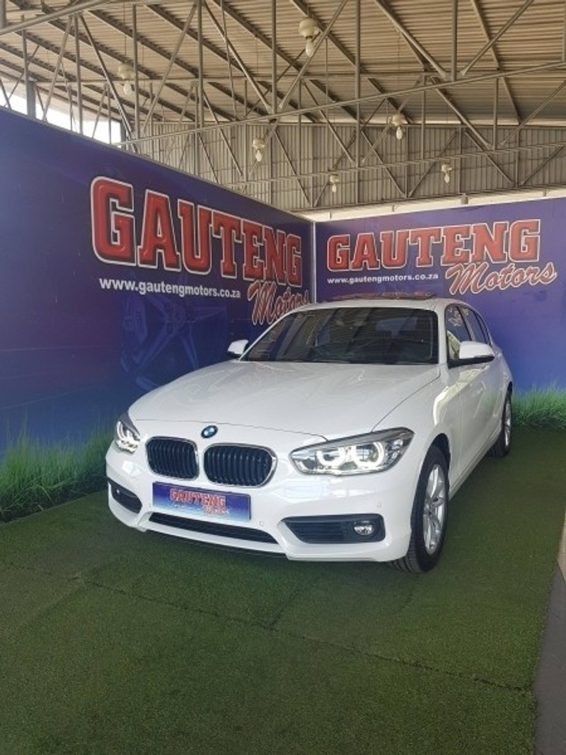 used bmw 1 series 120i 5dr auto f21 for sale in gauteng. Black Bedroom Furniture Sets. Home Design Ideas
