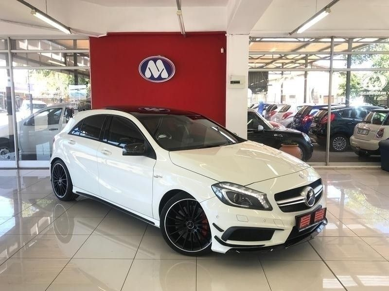 Used mercedes benz a class a45 amg 4matic edition 1 for for Mercedes benz a45 amg for sale