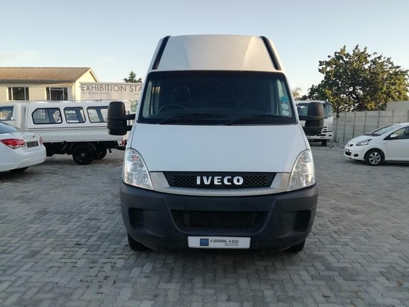 Used Iveco Daily 50c15v15 F C P V For Sale In Western Cape