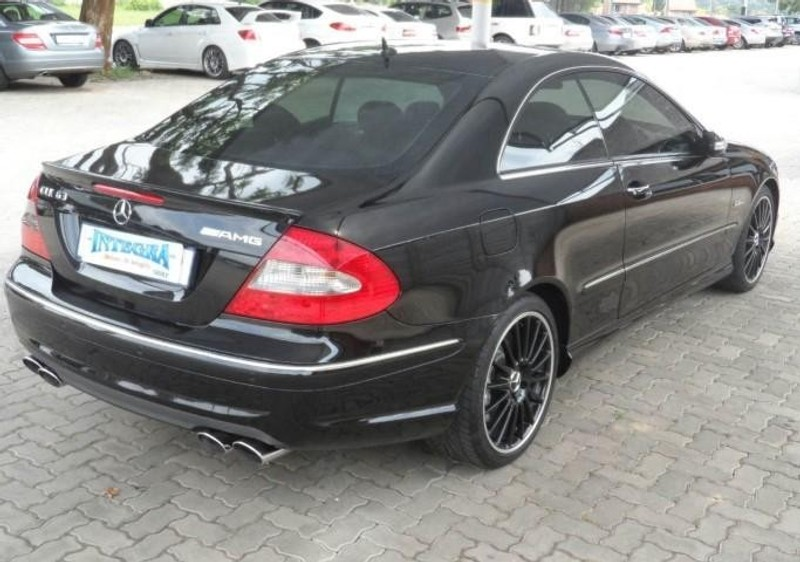 Used mercedes benz clk class clk 63 amg coupe for sale in for Mercedes benz clk63 amg for sale