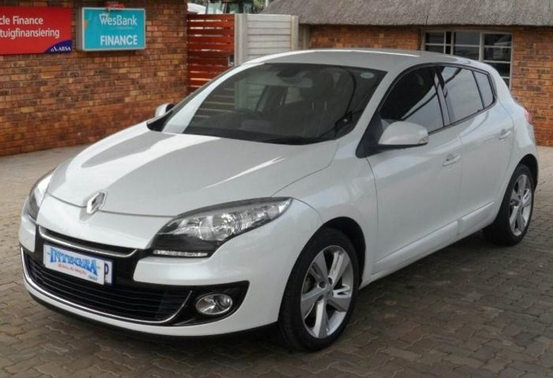 used renault megane iii 1 6 dynamique 5dr for sale in gauteng id 2938252. Black Bedroom Furniture Sets. Home Design Ideas