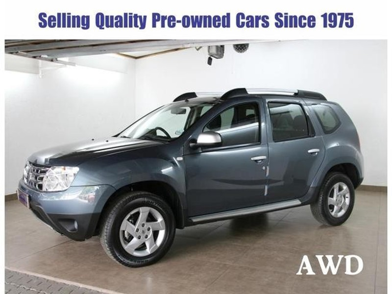 used renault duster 1 5 dci dynamique 4x4 for sale in