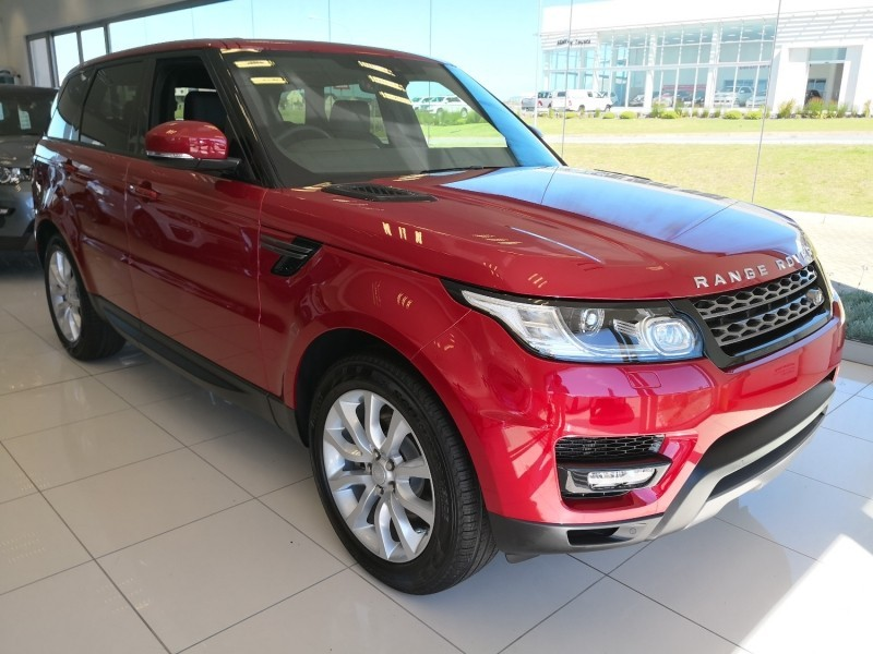 used land rover range rover sport 3 0 tdv6 se for sale in. Black Bedroom Furniture Sets. Home Design Ideas