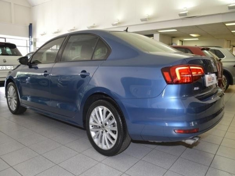 Used Volkswagen Jetta Gp 1 4 Tsi Comfortline Dsg For Sale