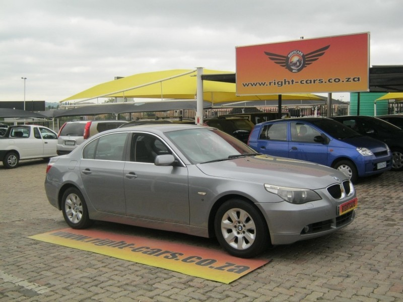 Bmw 5 series 525i for sale used cars 2004 bmw 5 series 525i at e60 gauteng north riding publicscrutiny Choice Image
