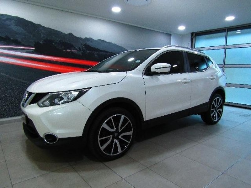 Used Nissan Qashqai 1 6 Dci Acenta Auto For Sale In