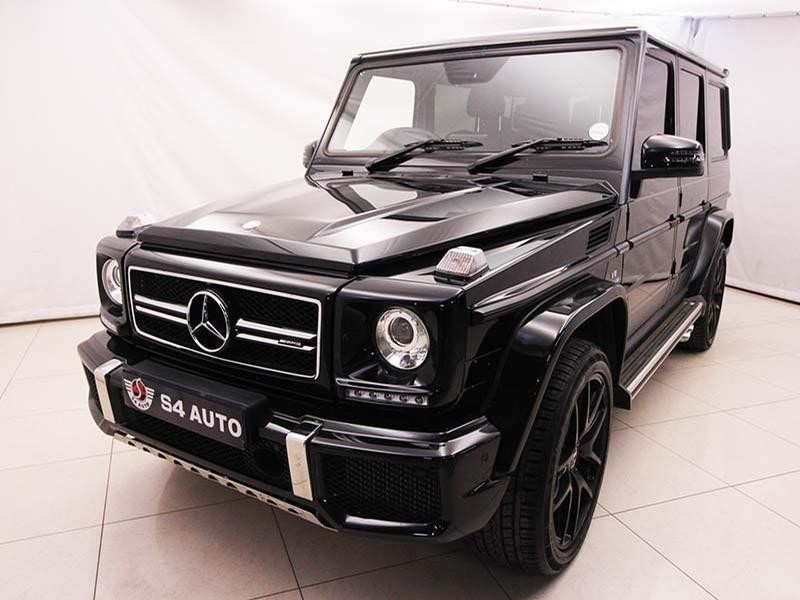 Used mercedes benz g class g63 amg for sale in gauteng for Used mercedes benz g class for sale
