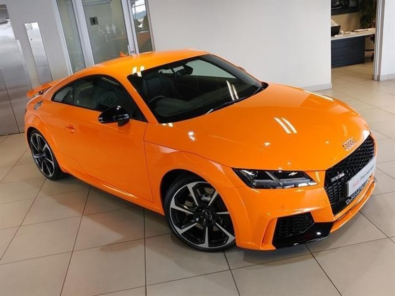 used audi tt rs quattro coupe stronic for sale in gauteng id 2942560. Black Bedroom Furniture Sets. Home Design Ideas