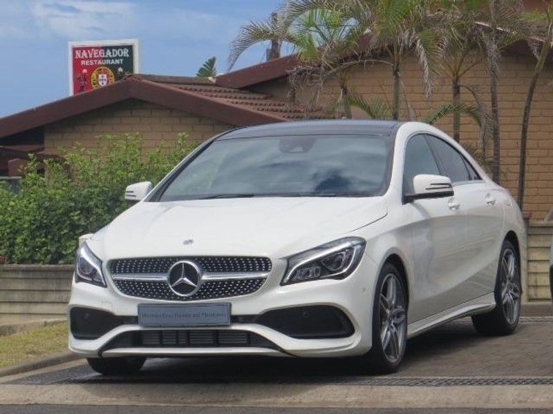 used mercedes benz cla class 200 amg auto for sale in kwazulu natal id 2942866. Black Bedroom Furniture Sets. Home Design Ideas