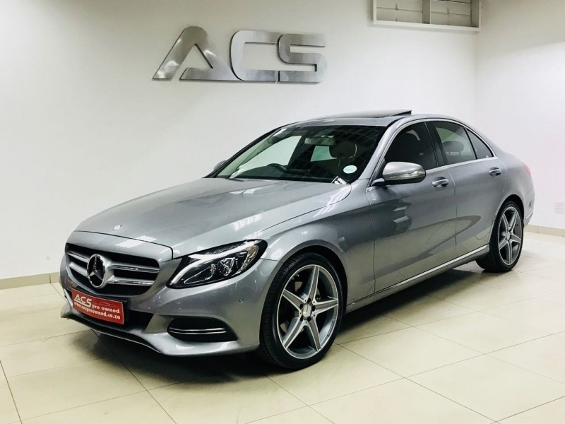 used mercedes benz c class c220d cdi bluetec amg 9g tronic sunroof 65000kms for sale in gauteng. Black Bedroom Furniture Sets. Home Design Ideas