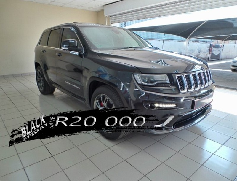 used jeep grand cherokee 6 4 srt for sale in gauteng id 2943508. Black Bedroom Furniture Sets. Home Design Ideas