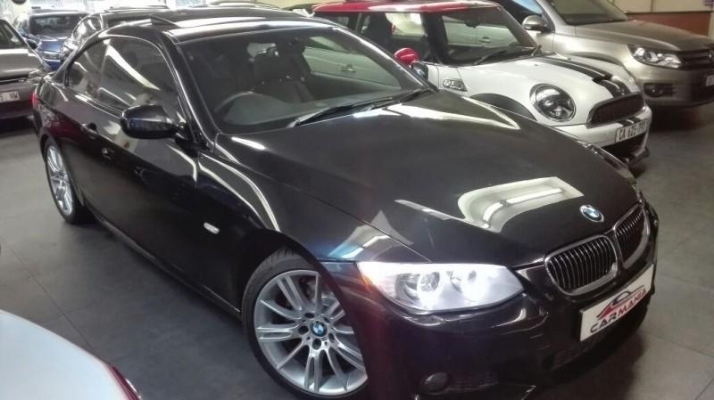 2013 BMW 3 Series 325i Coupe Sport At E92 Gauteng Johannesburg