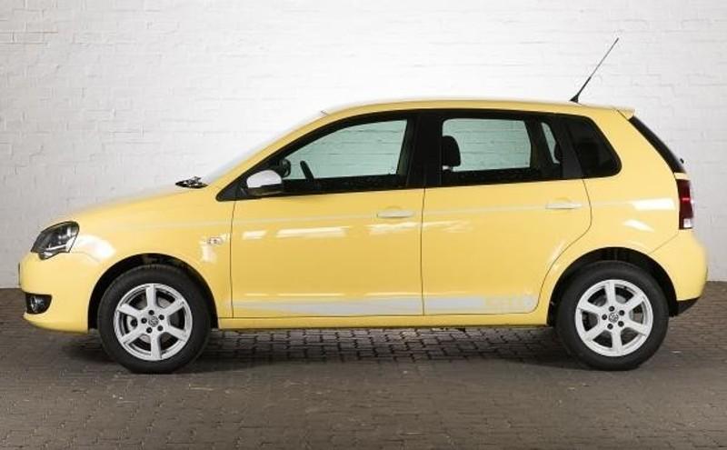 Used Volkswagen Polo Vivo Citivivo 1 4 5 Door For Sale In