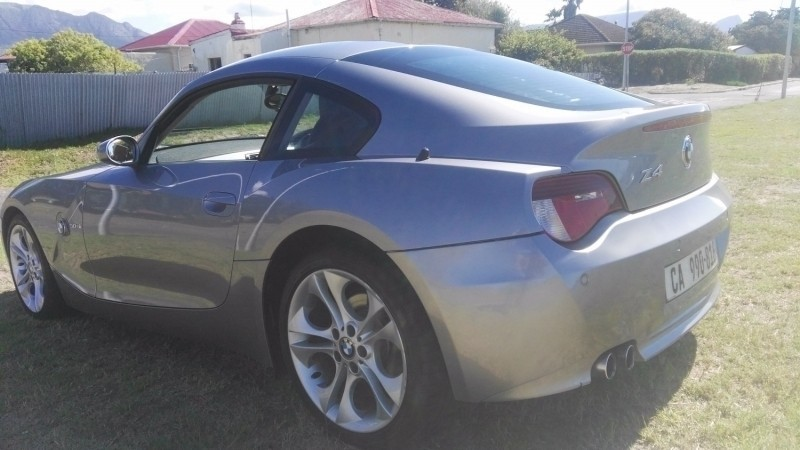 Used Bmw Z4 Roadster 3 0i A T For Sale In Western Cape Cars Co Za Id 2944860