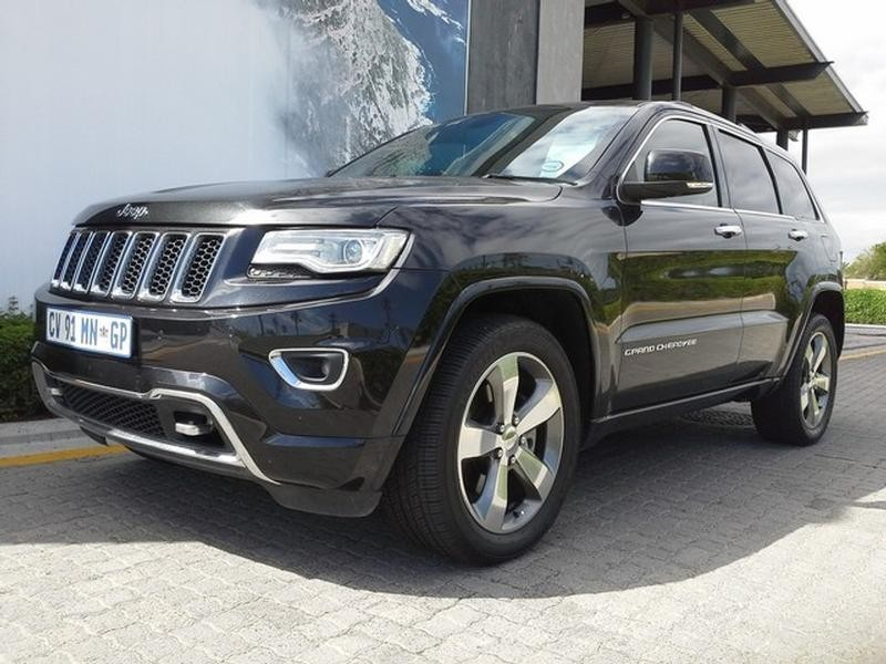 Used Jeep Grand Cherokee 30 Crd Oland For Sale In Western Cape
