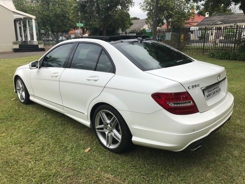 Used Mercedes Benz C Class C350 Cdi Be Avantgarde A T For