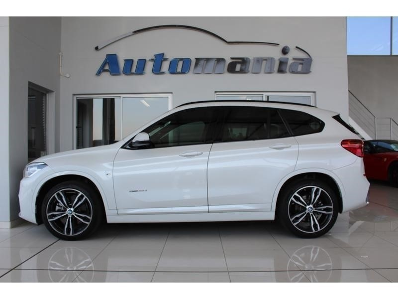 used bmw x1 2016 bmw x1 sdrive20d m sport auto for sale in gauteng id 2948378. Black Bedroom Furniture Sets. Home Design Ideas