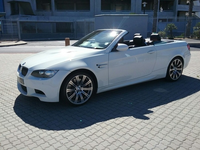 used bmw m3 convertible m dynamic m dct for sale in western cape id 2948442. Black Bedroom Furniture Sets. Home Design Ideas