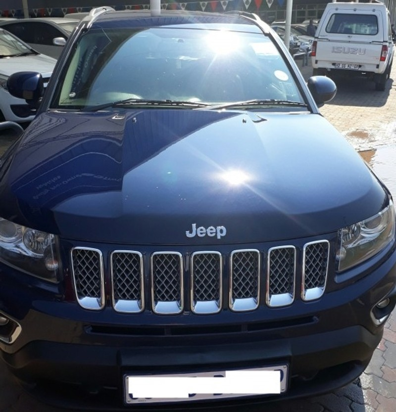Used Jeep Compass EXILLENT SUV AUTO For Sale In Gauteng