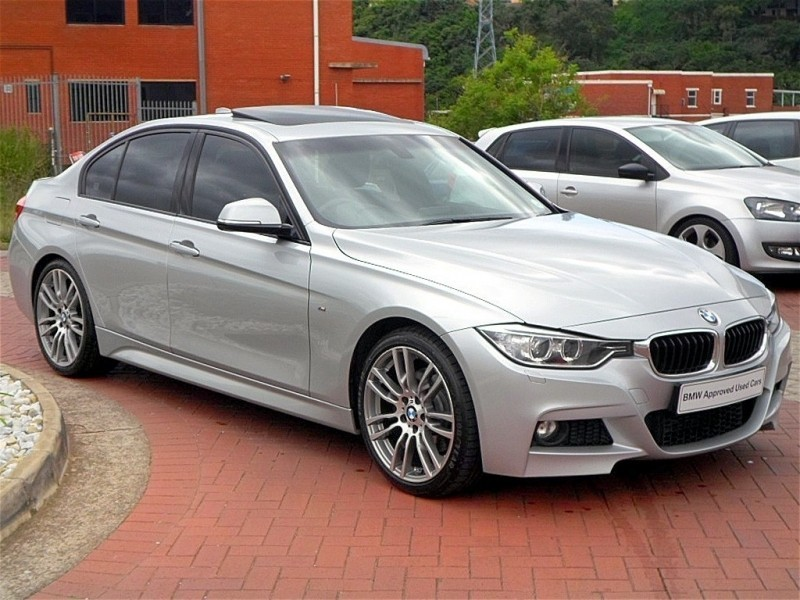 Used BMW 3 Series 328i M Sport Line A/t (f30) for sale in Kwazulu Natal - Cars.co.za (ID:2950512)